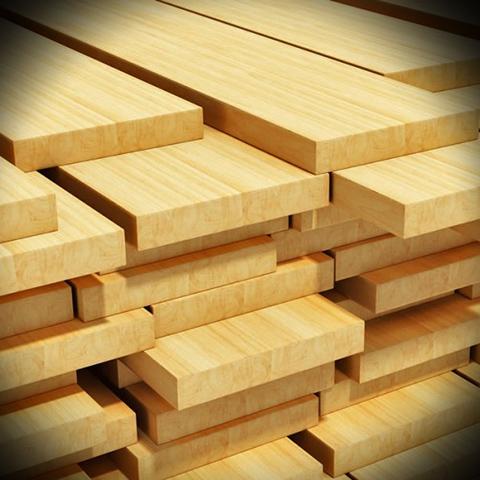 Ученые создали огнестойкую древесину с помощью полимеров