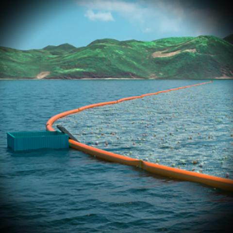 Стартовал проект очистки океана от мусора
