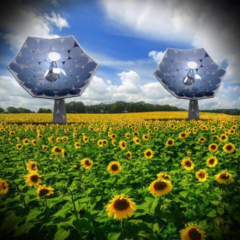 Полимерное покрытие поможет создать подвижные солнечные батареи