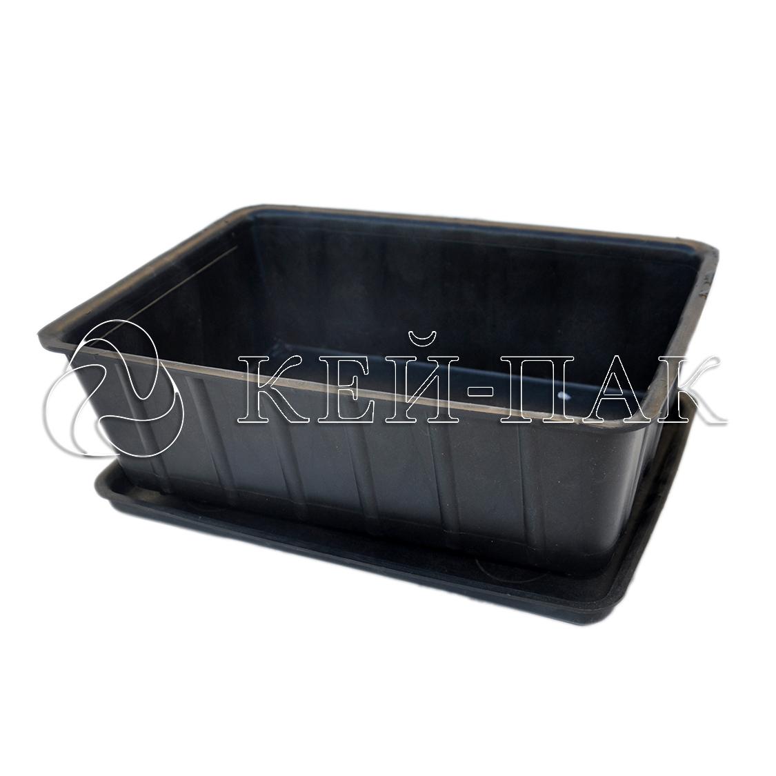 Ящик для рассады с поддоном (Т)